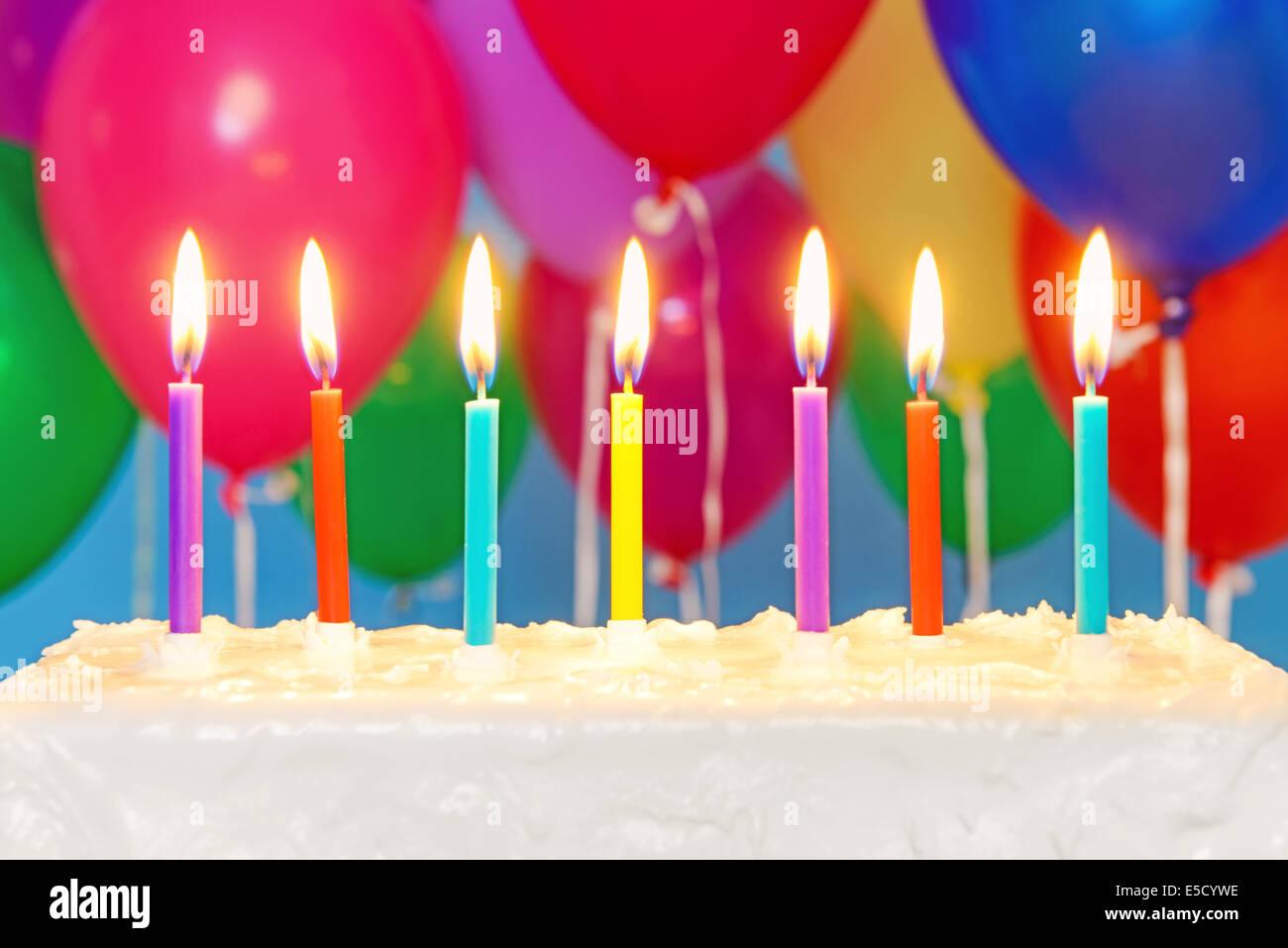 Birthday Cake Balloons Images ~ Children s birthday cakes gallery u a piece o cake