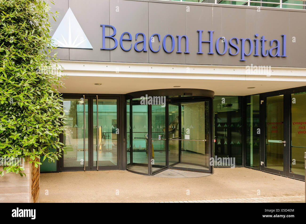 The Beacon Hospital, Dublin, a private hospital which provides world-class acute medical care. - Stock Image