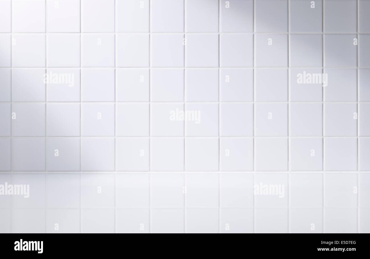Tiles Texture White Bathroom Stock Photos & Tiles Texture White ...
