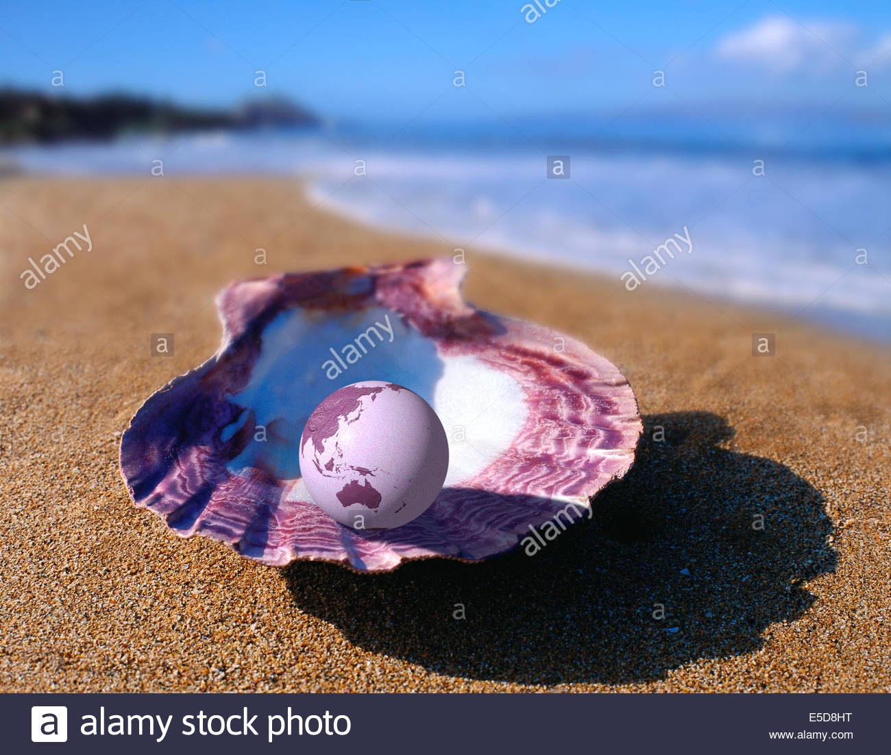 Oyster Vacation: The World Is Your Oyster Stock Photos & The World Is Your