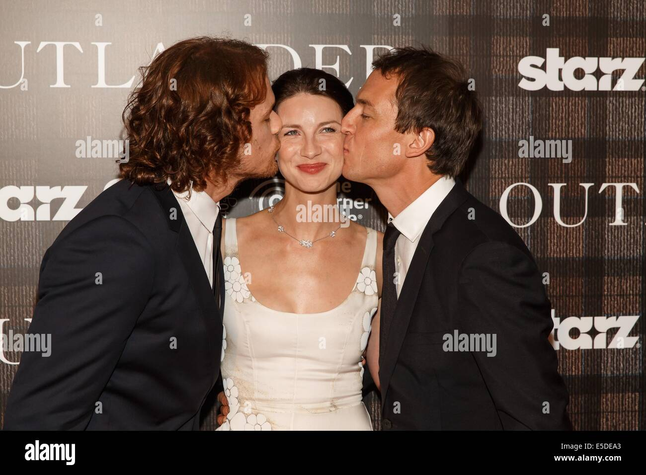 Are Sam Heughan and Caitriona Balfe Dating The Outlander
