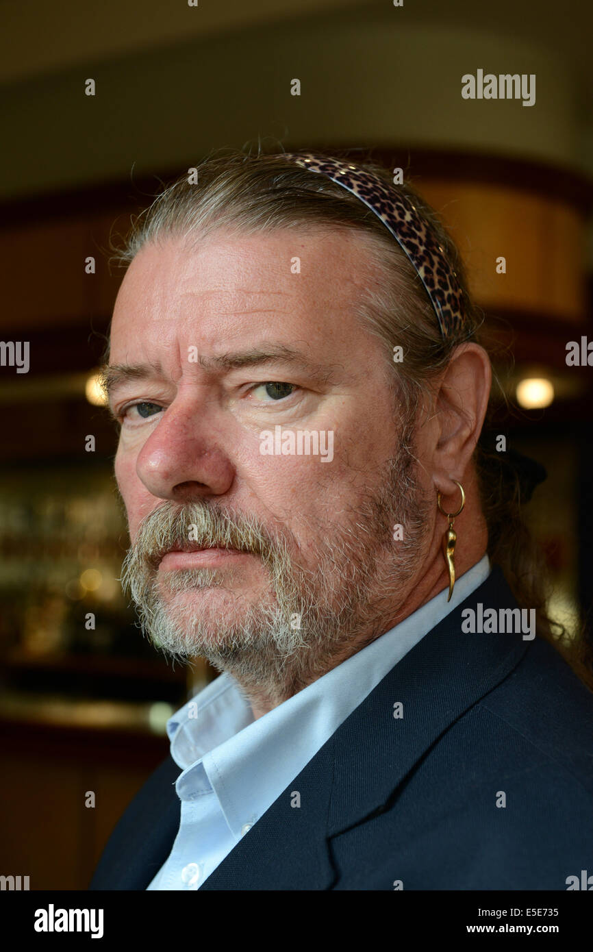 Graham Fisher MBE Black Country historian and author - Stock Image