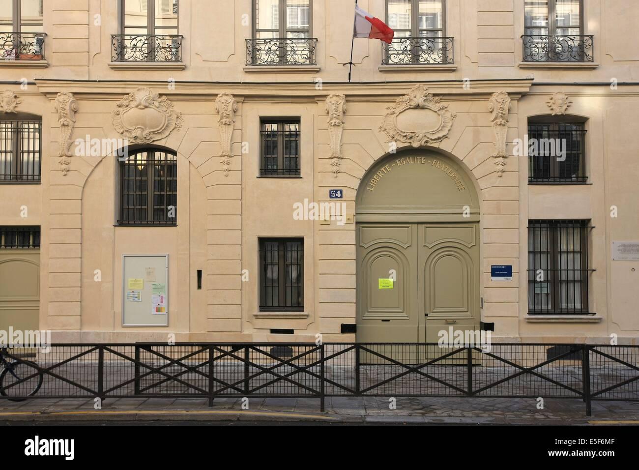 Paris Hotel Turenne Le Marais