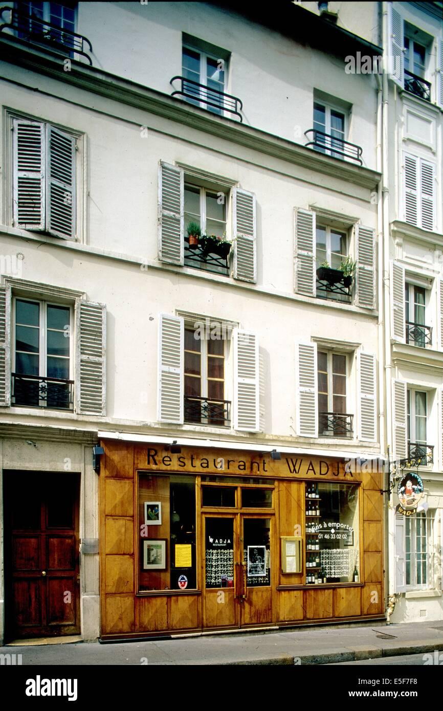 Marais Vernier Hotel