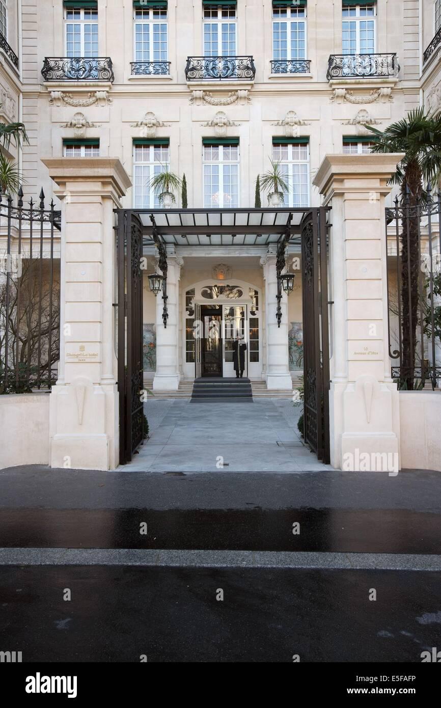 Hotel Murat Paris France