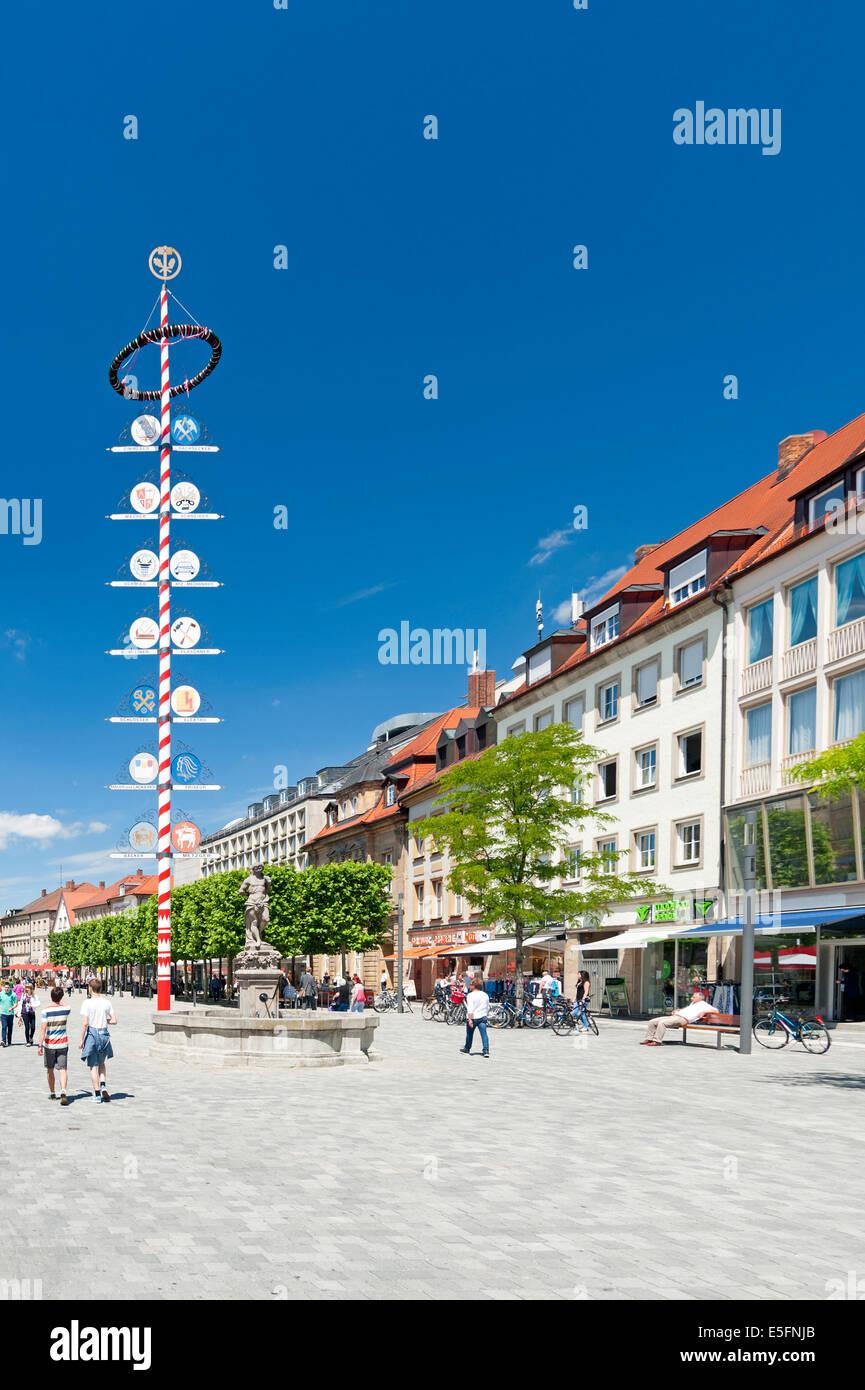 Bayreuth - Stock Image