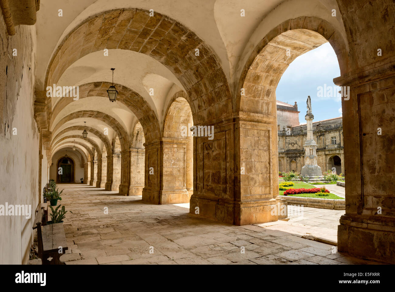 Mosteiro De Santa Clara A Velha High Resolution Stock Photography And Images Alamy