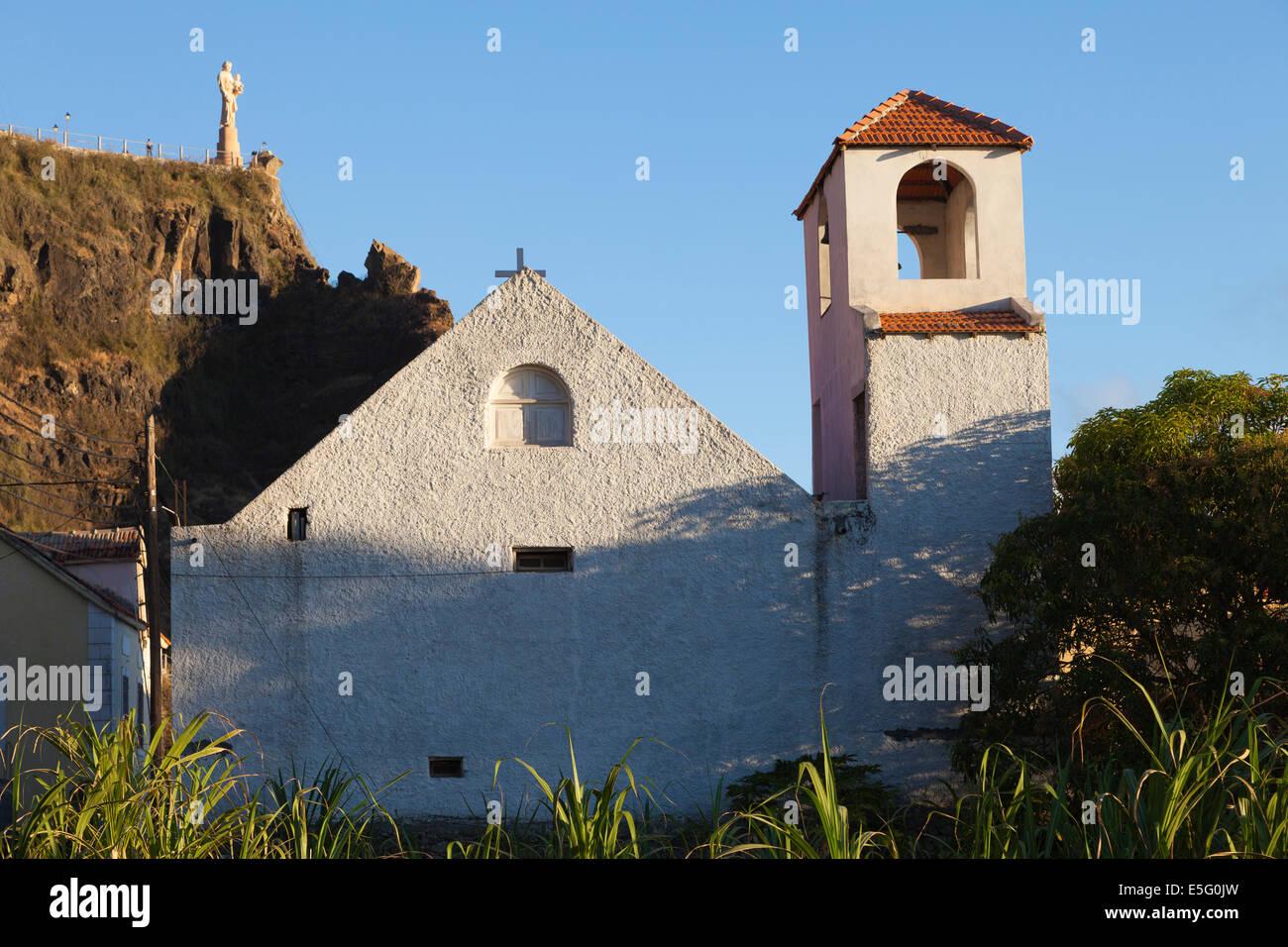 Paul, Santo Antao, Cape Verde Islands, Africa - Stock Image