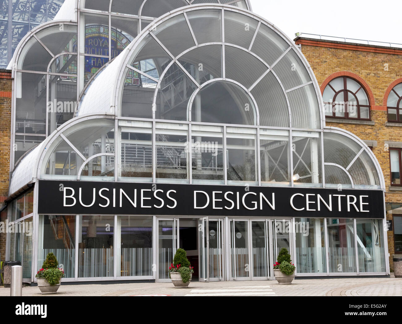 Business Design Centre (Formerly The Royal Agricultural Hall), Islington, London, England, UK - Stock Image