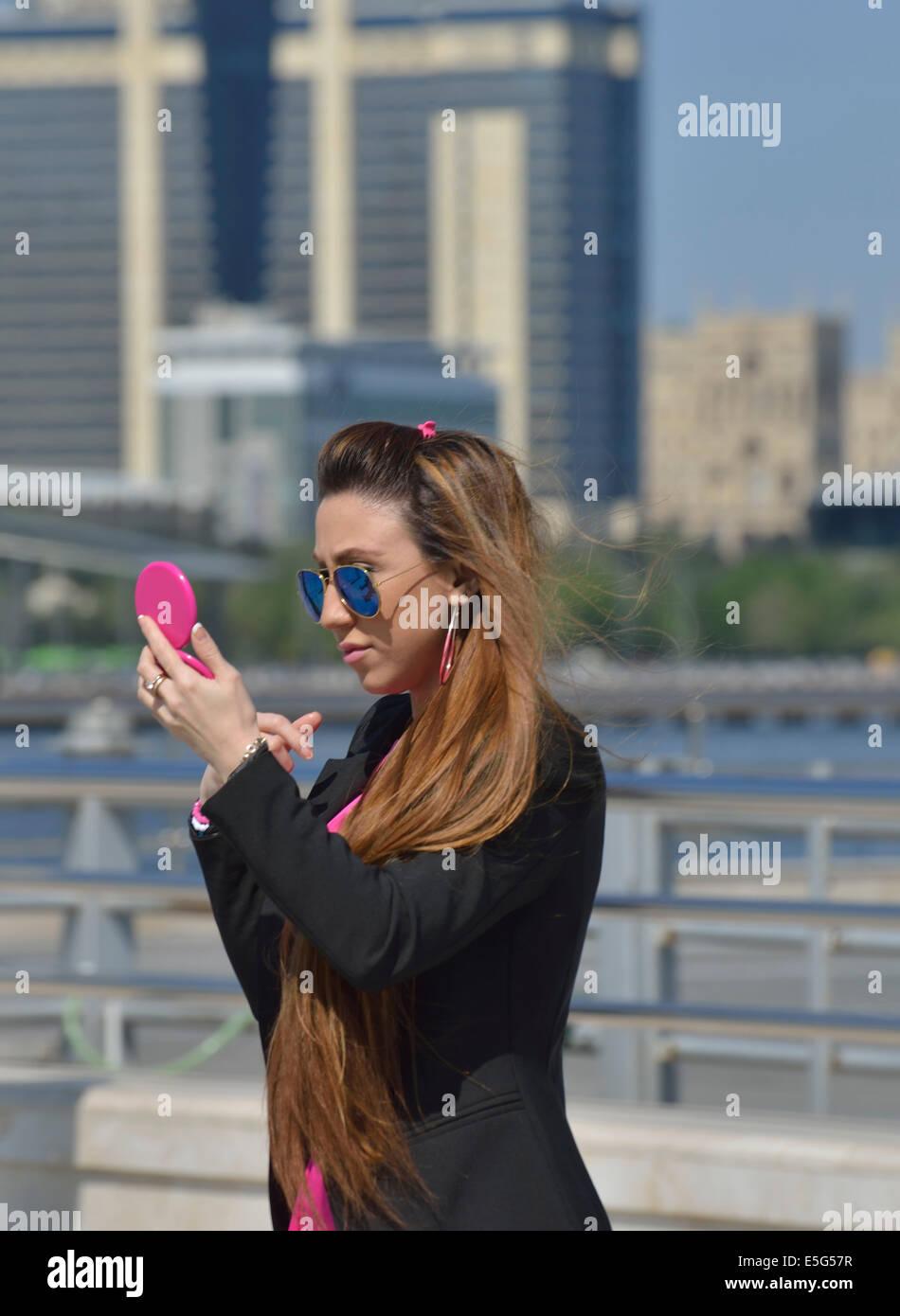 Azerbaijanen mature