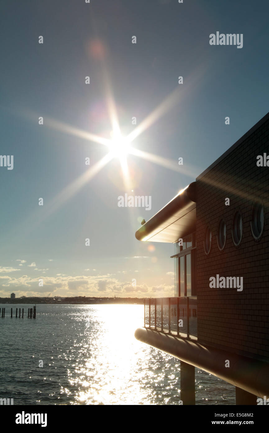 Mission Bay Auckland New Zealand - Stock Image