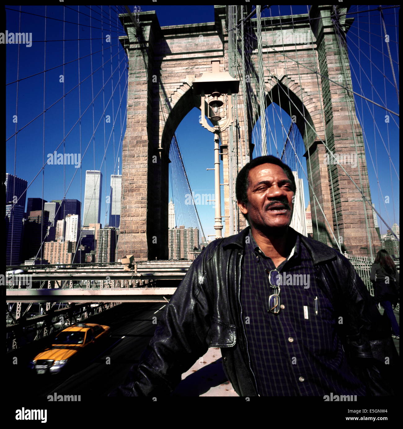 AJAXNETPHOTO. NEW YORK, NY, USA-AUTHOR - WRITER AND AUTHOR OF THE BOOK GRAND CENTRAL WINTER LEE STRINGER.PHOTO:JONATHAN - Stock Image