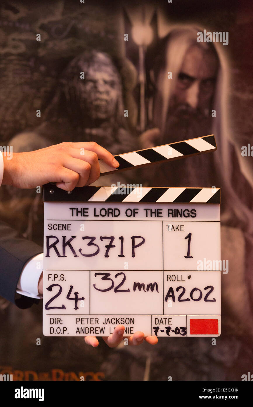 Bonhams Lord of the Rings film props sale from the collection of Sir