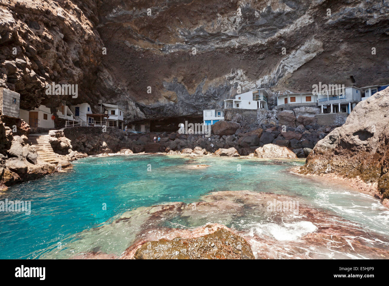 Cave Living In The Canary Islands