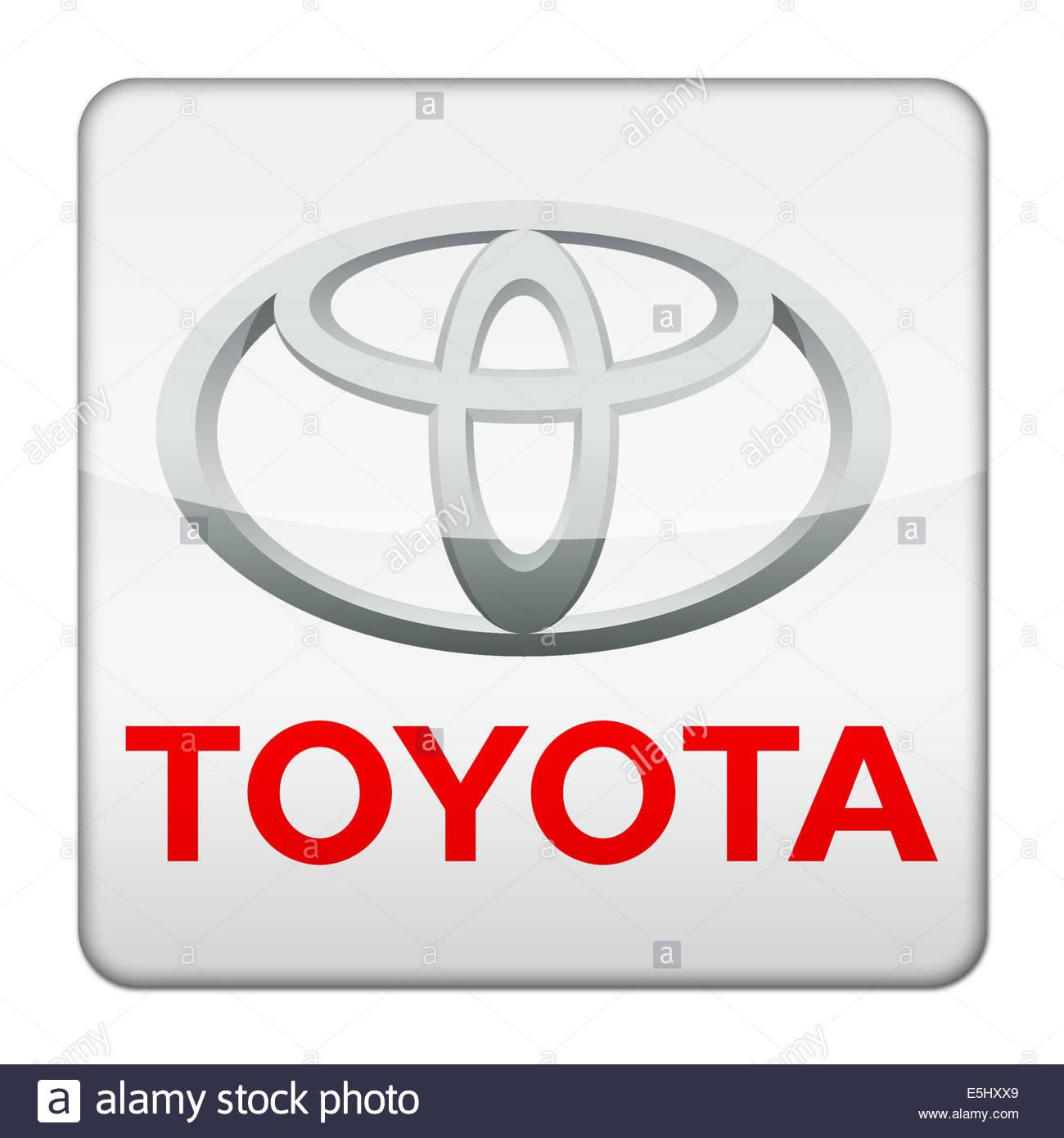 Toyota Symbol Stock Photos Toyota Symbol Stock Images Alamy