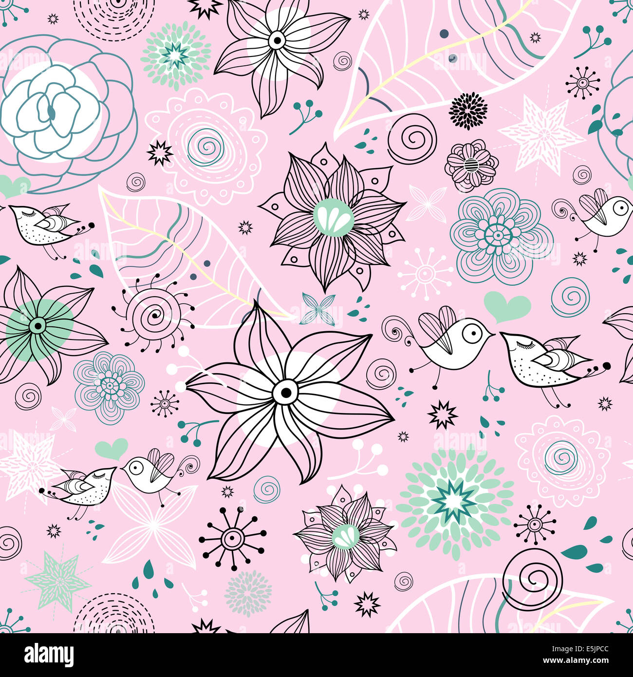 Flowers rose outline drawing vector stock photos flowers rose beautiful designs of flowers and birds stock image izmirmasajfo