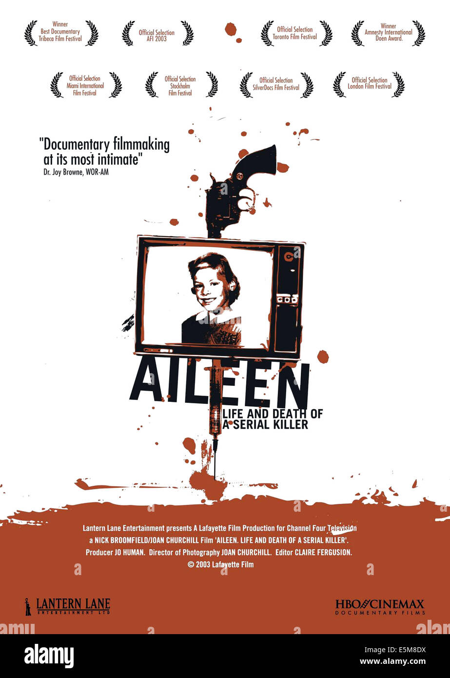 AILEEN: LIFE AND DEATH OF A SERIAL KILLER, 2003, (c) Lantern Lane/courtesy Everett Collection - Stock Image