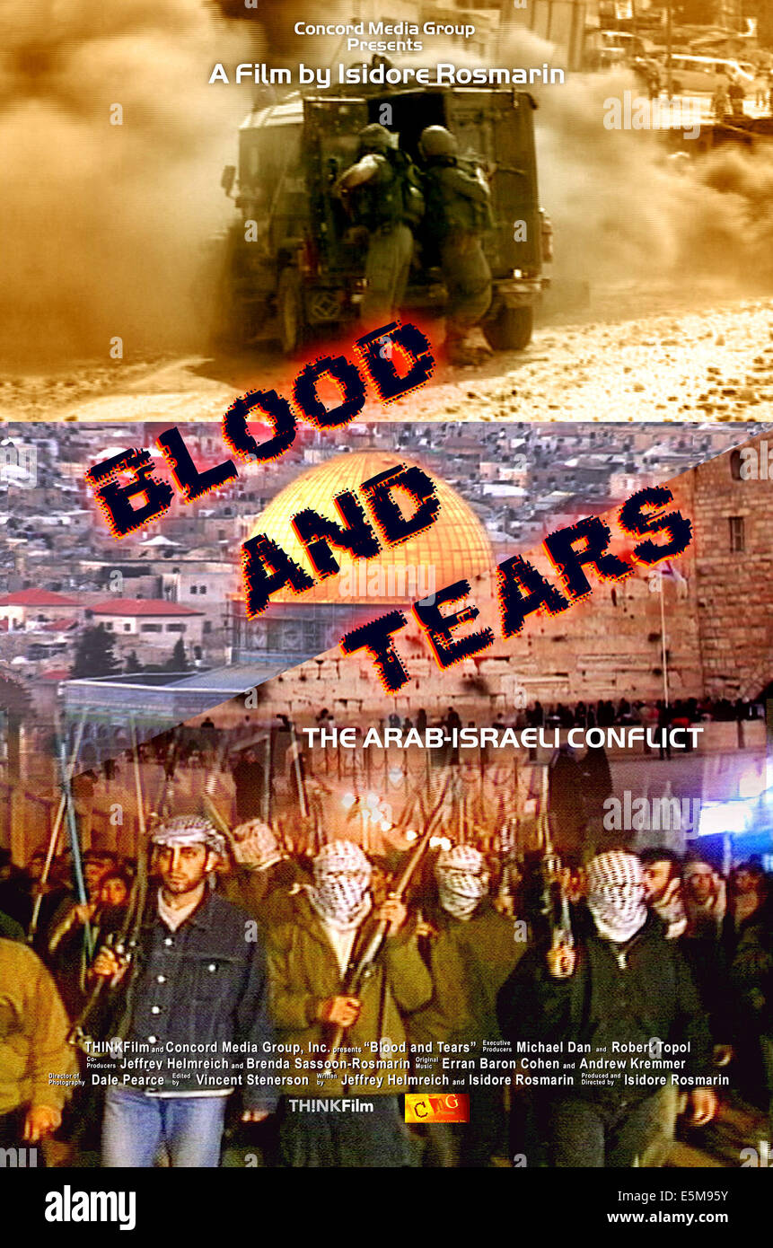 BLOOD AND TEARS, 2006. ©Think Film/courtesy Everett Collection - Stock Image