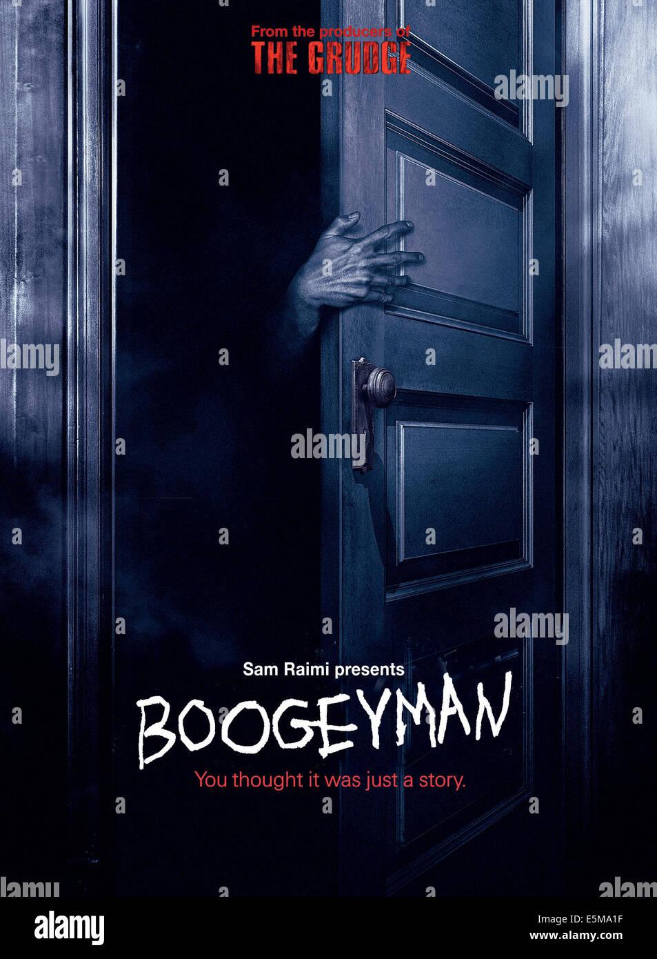 BOOGEYMAN, US poster art, 2005. ©Screen Gems/courtesy Everett Collection - Stock Image
