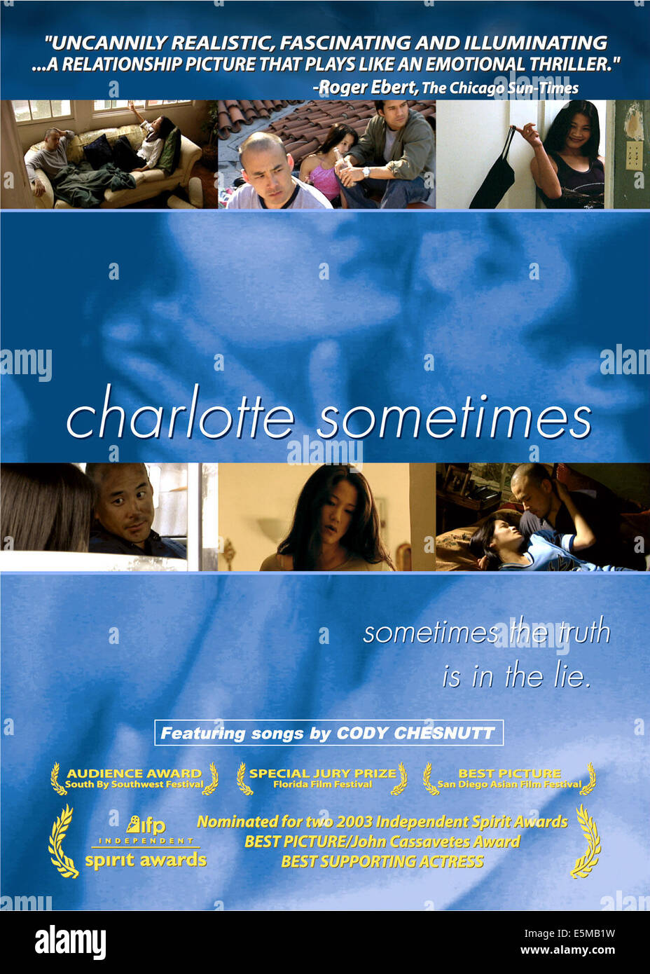 CHARLOTTE SOMETIMES, 2003, (c) Visionbox Pictures/courtesy Everett Collection - Stock Image