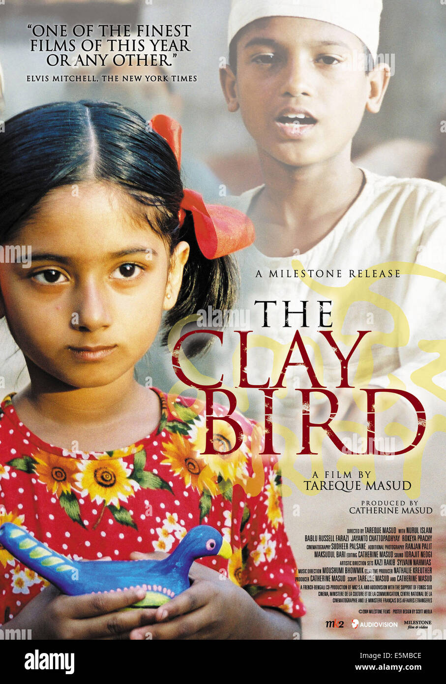 THE CLAY BIRD, (aka MATIR MOINA), Lameesa R. Reemjheem, Nurul Islam Bablu, 2002, (c) Milestone/courtesy Everett - Stock Image