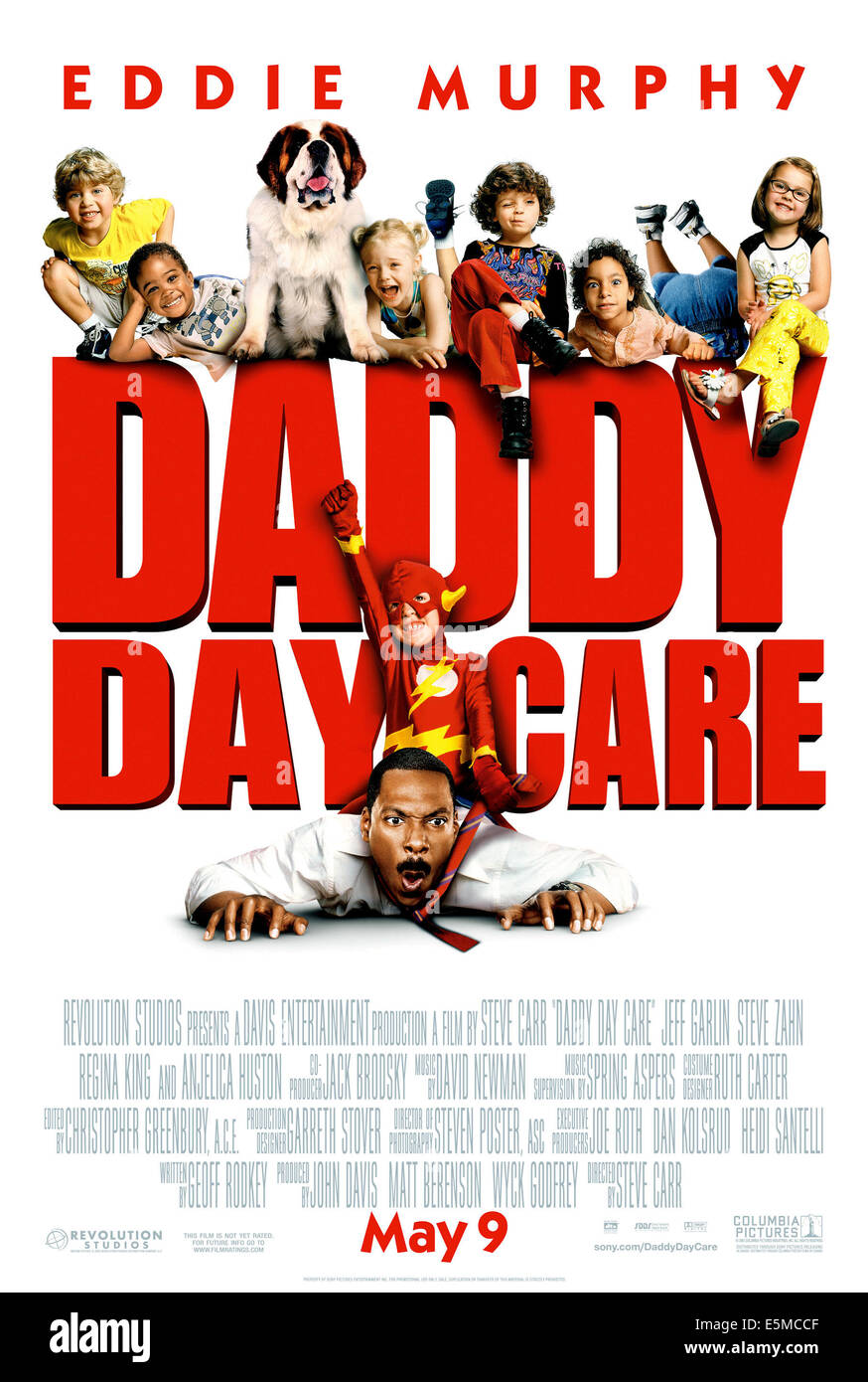 DADDY DAY CARE, Eddie Murphy, 2003, (c) Columbia/courtesy Everett Collection - Stock Image