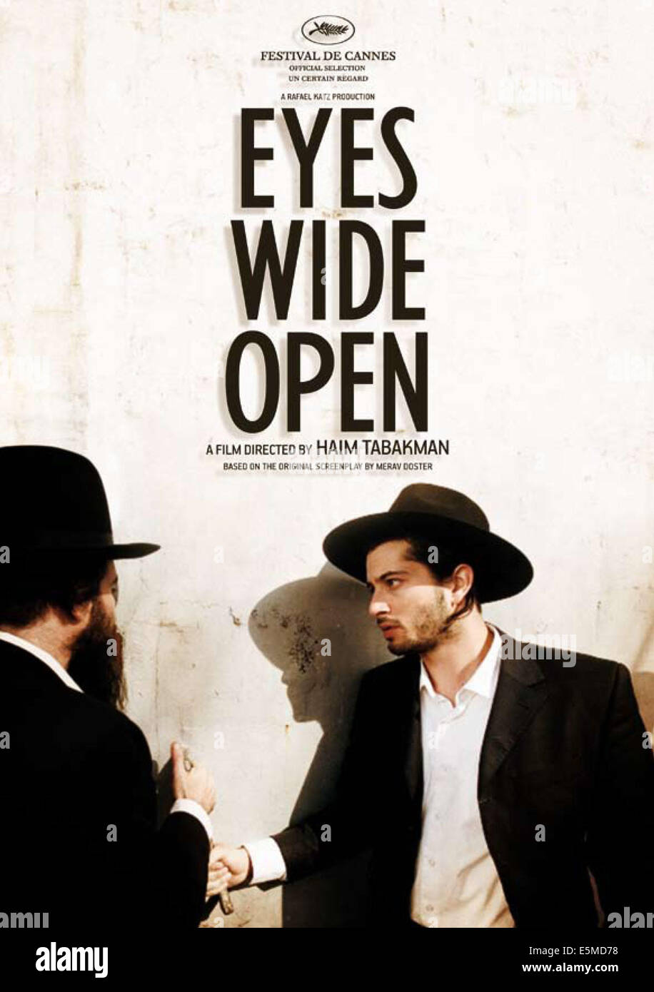 EYES WIDE OPEN, (aka EINAYM PKUHOT), 2009. ©Here! Films/courtesy Everett Collection - Stock Image