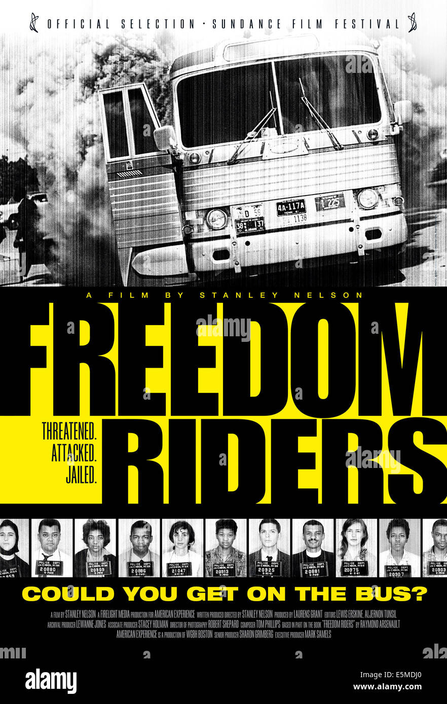 FREEDOM RIDERS, 2009, © KGB Productions/courtesy Everett Collection - Stock Image