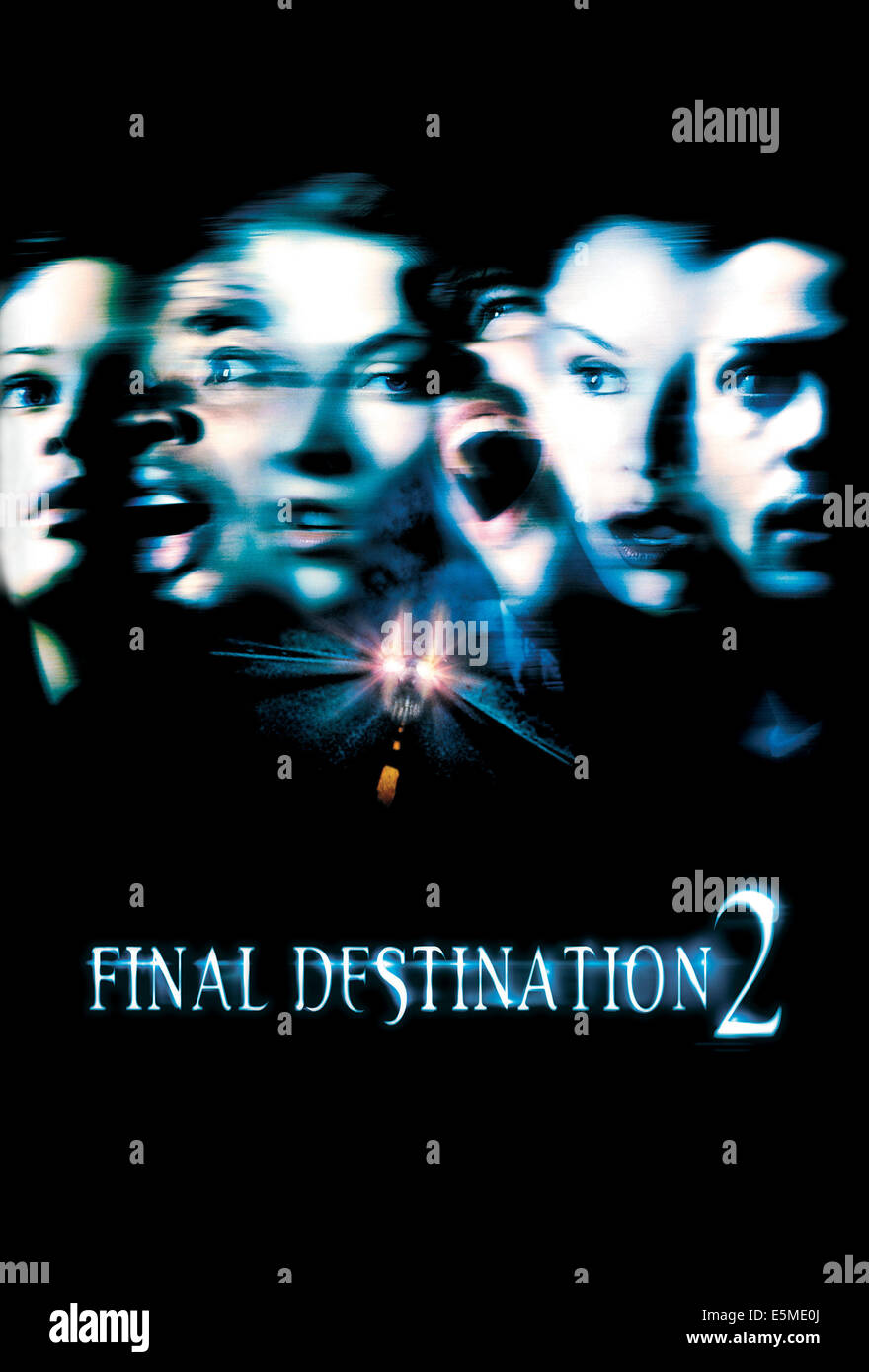 FINAL DESTINATION 2, 2003. (c) New Line Cinema/ Courtesy: Everett Collection. - Stock Image