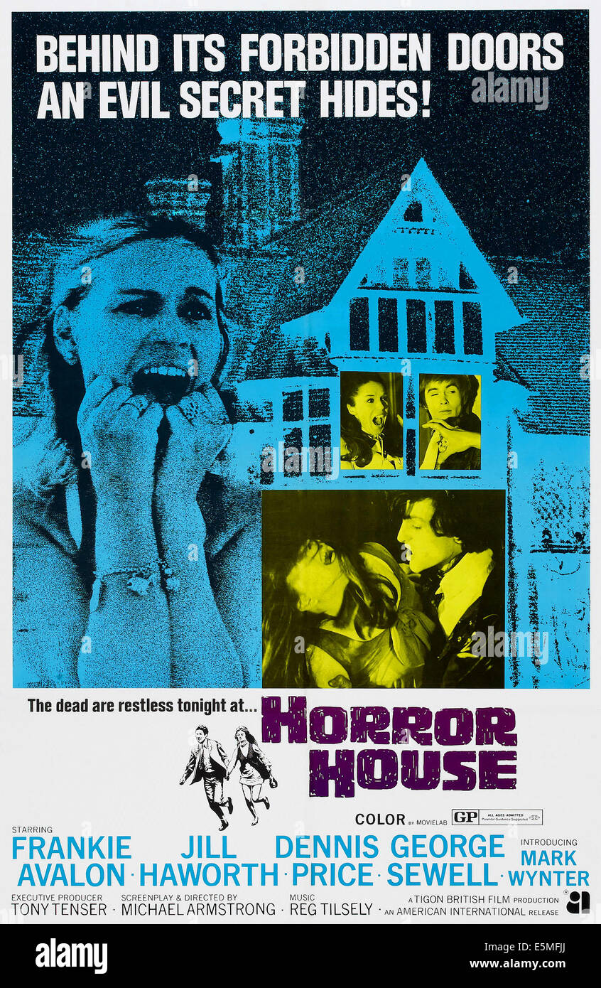 Horror House Stock Photos & Horror House Stock Images - Alamy