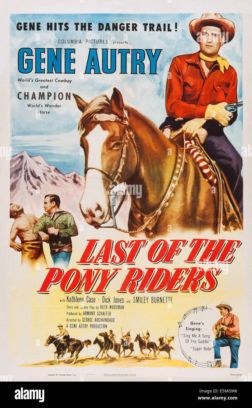 the pony express movie