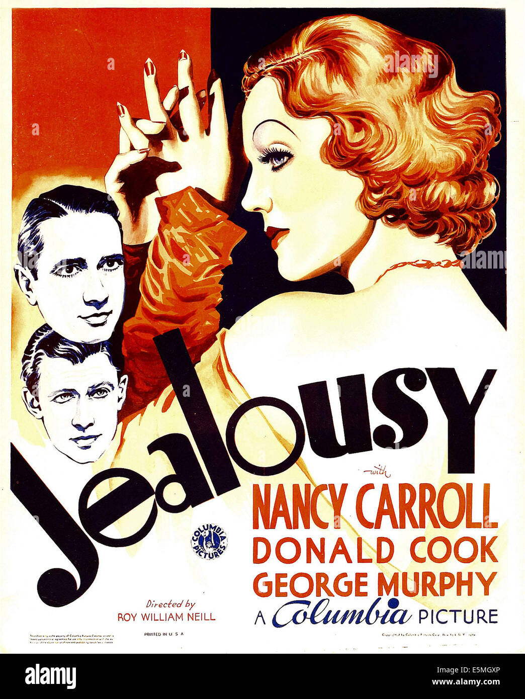 Murphy movie poster After the dance Nancy Carroll G
