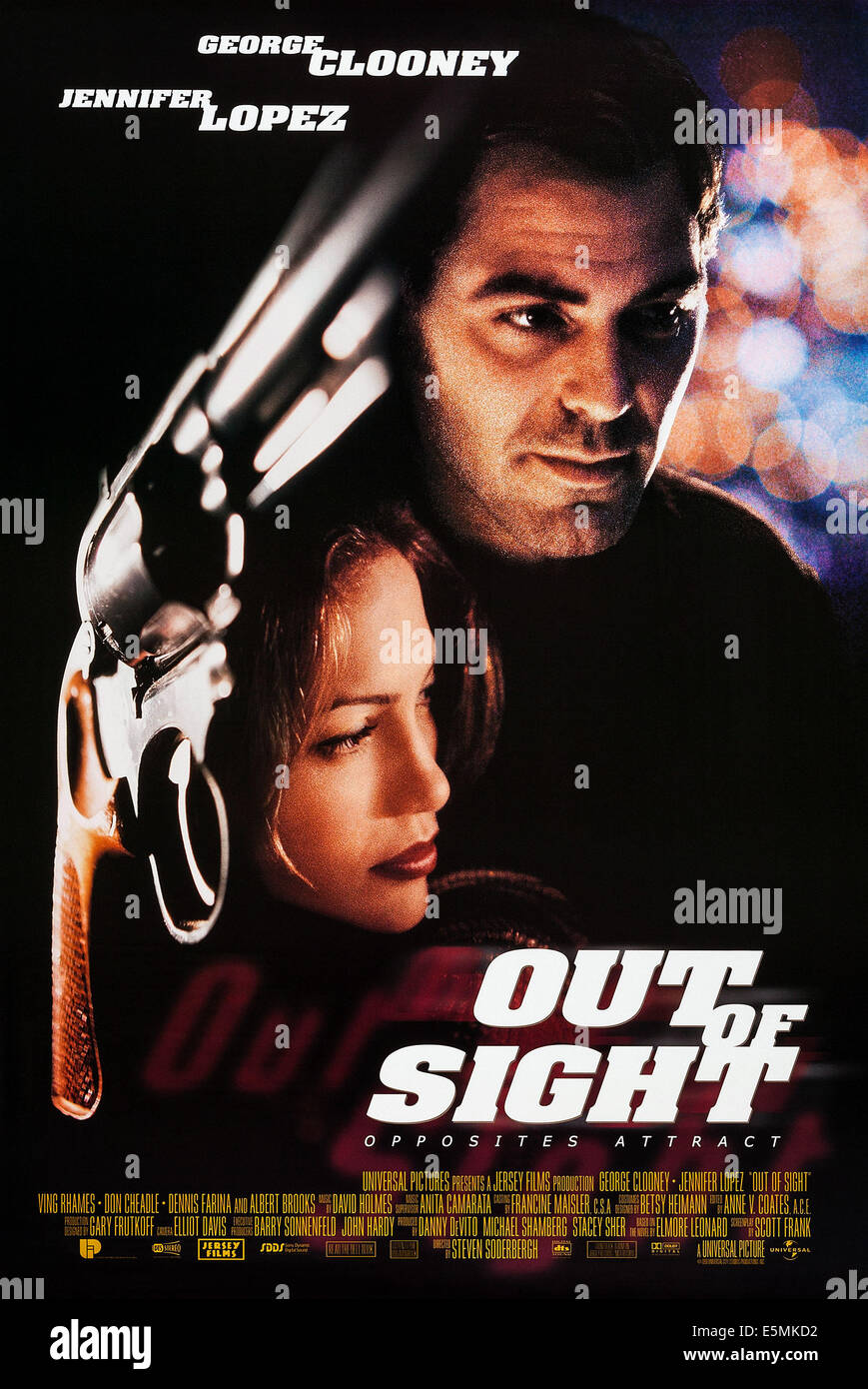 Out of sight arets film i usa