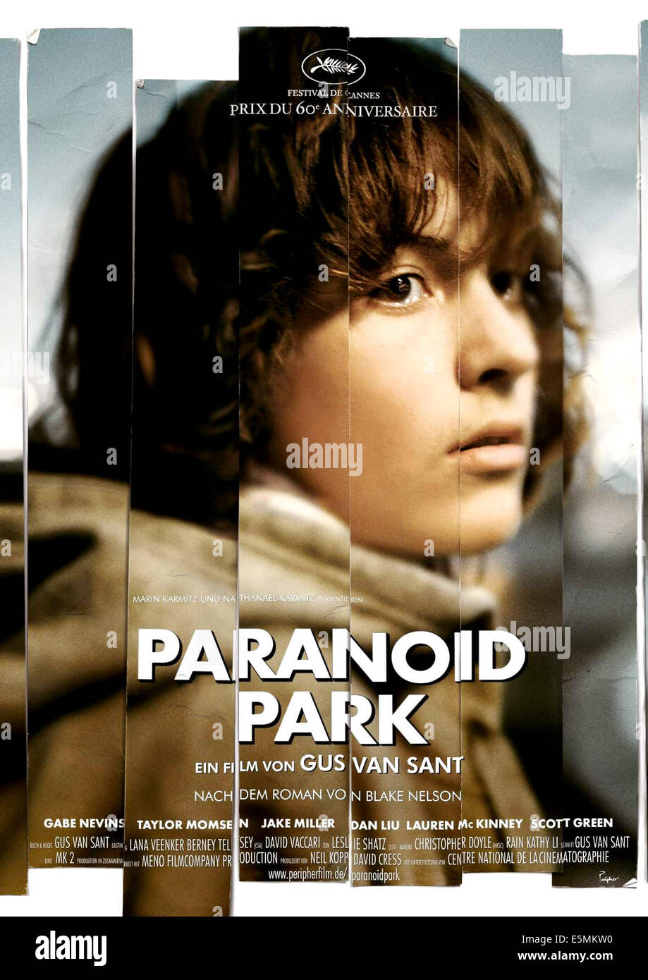 PARANOID PARK, Gabe Nevins, 2007. ©IFC Films/courtesy Everett Collection Stock Photo