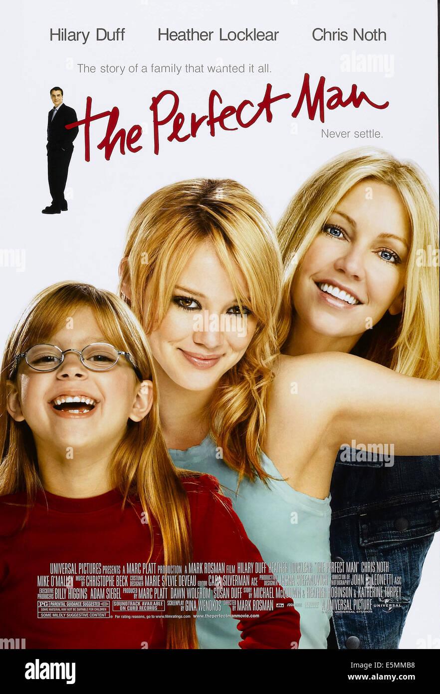 the perfect man 2005 similar movie