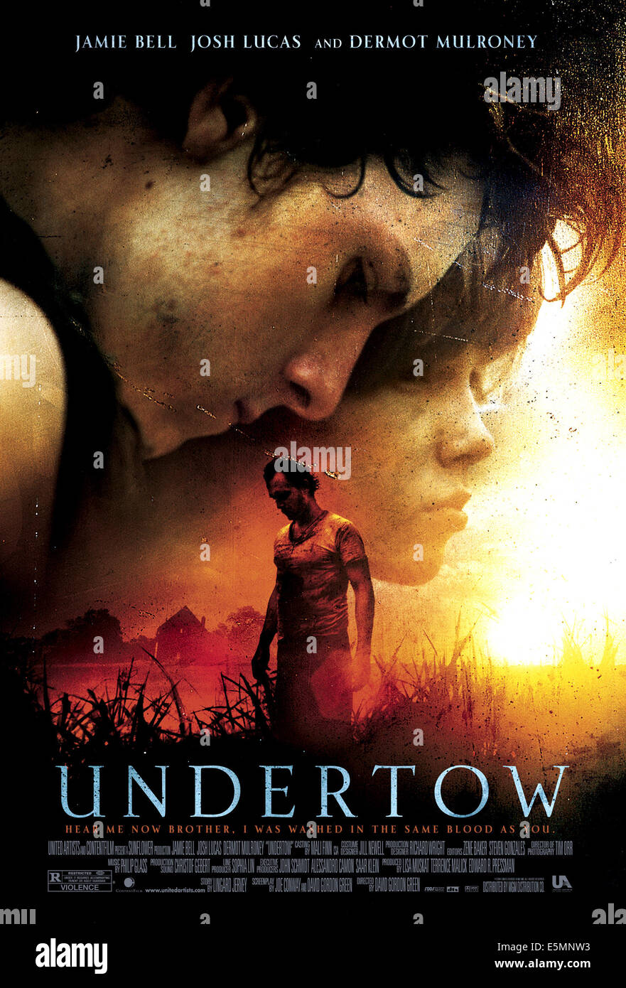 UNDERTOW, 2004, (c) United Artists/courtesy Everett Collection - Stock Image