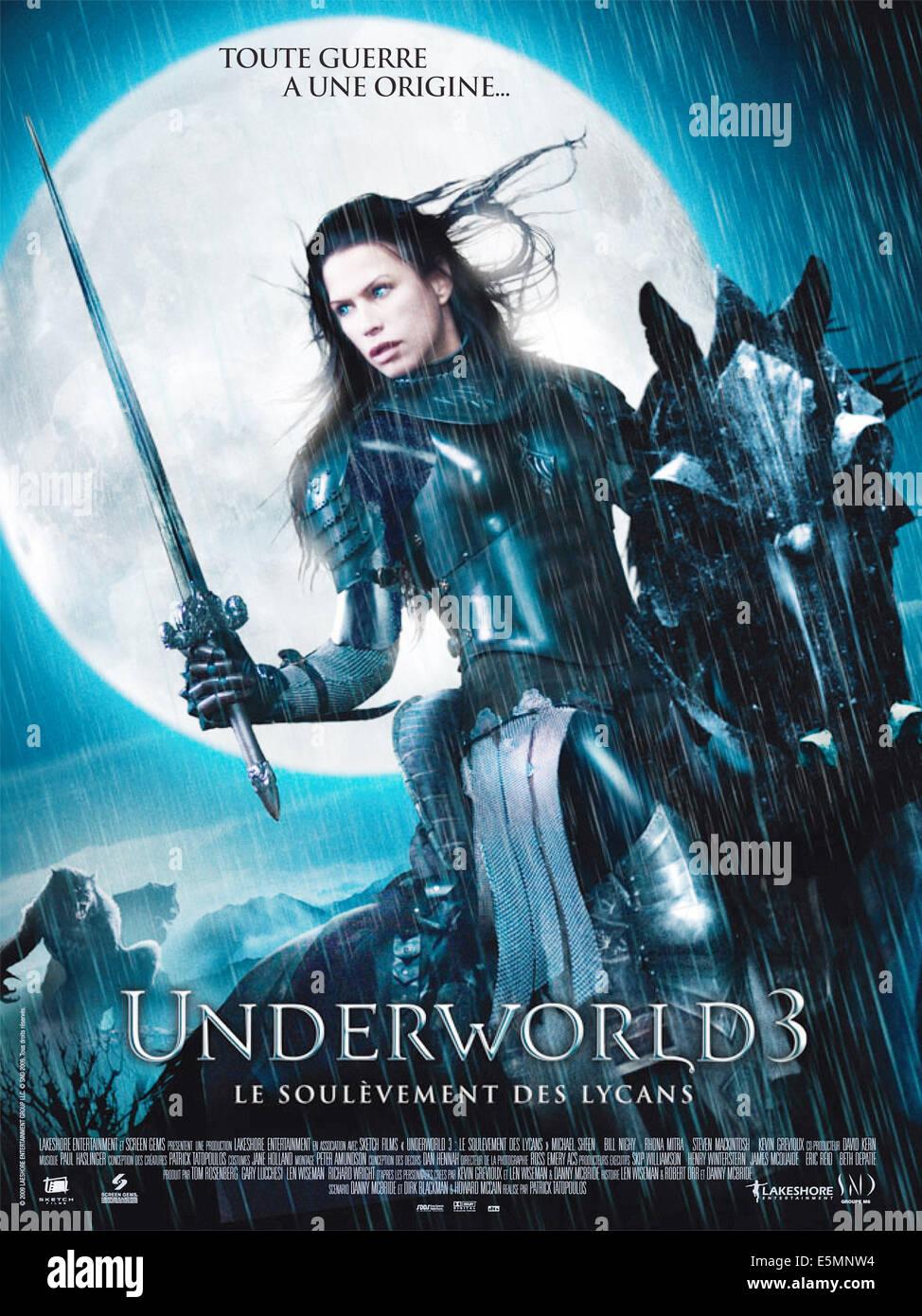 underworld 3 le soulèvement des lycans