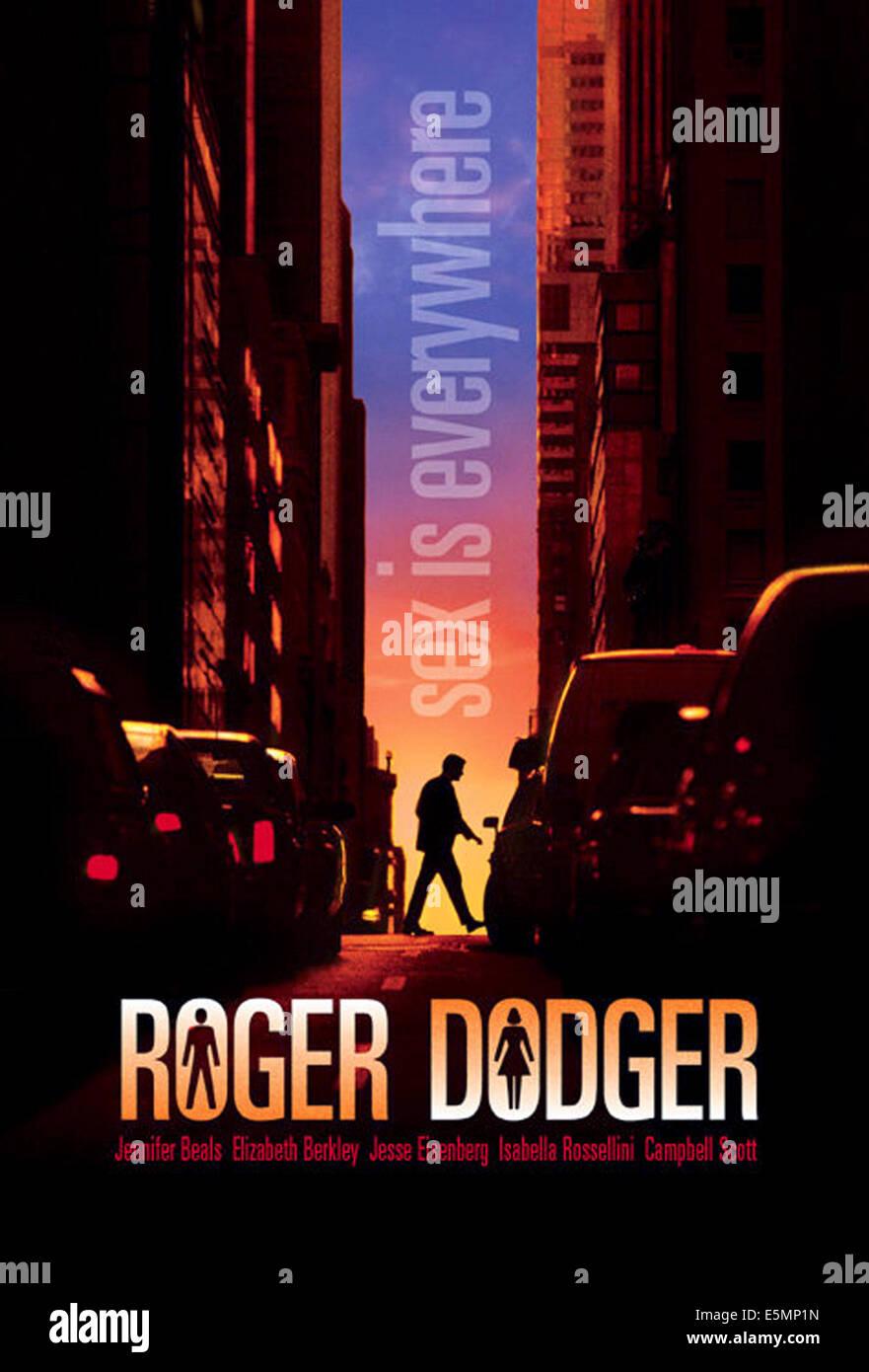 ROGER DODGER, 2002, © Artisan Entertainment/courtesy Everett Collection - Stock Image