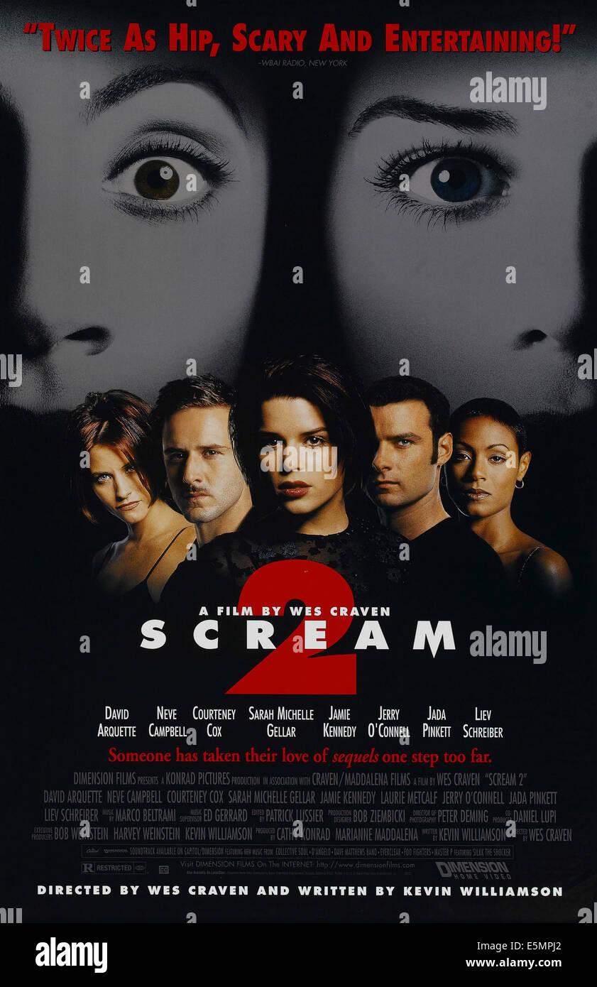 New Scream Movie to Bring Back Courteney Cox and DavidArquette