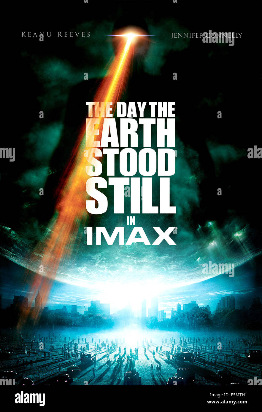 The Day The Earth Stood Still 2008 Tm And C Copyright Twentieth Stock Photo Alamy