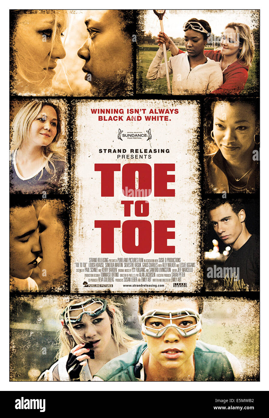 TOE TO TOE, 2009. ©Strand Releasing/courtesy Everett Collection - Stock Image