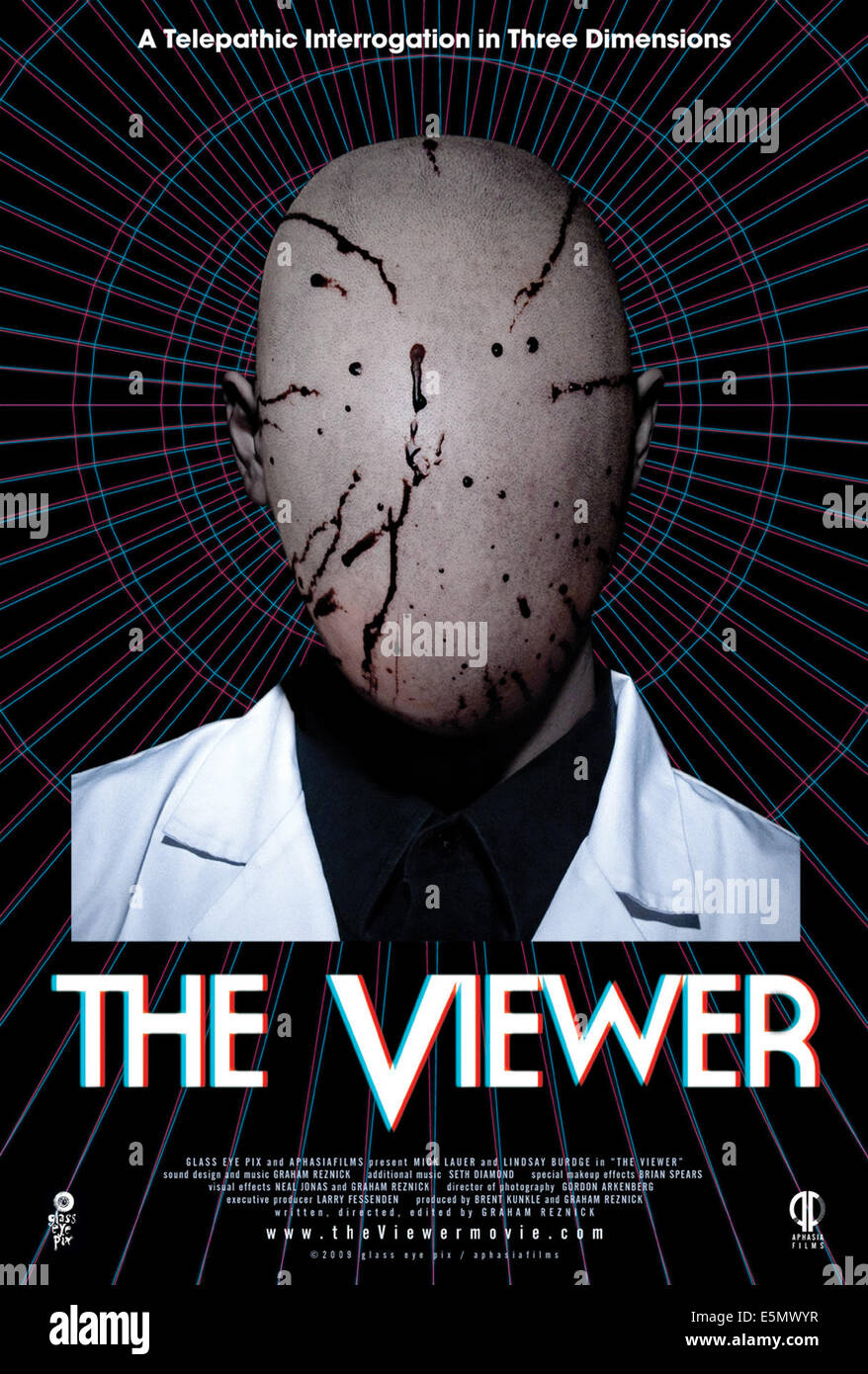 THE VIEWER, US poster art, 2009, ©Cinema Purgatorio/courtesy Everett Collection - Stock Image