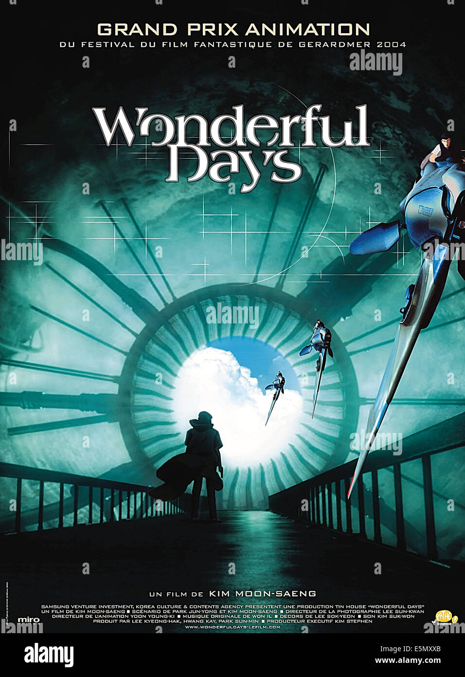 WONDERFUL DAYS, 2003 - Stock Image