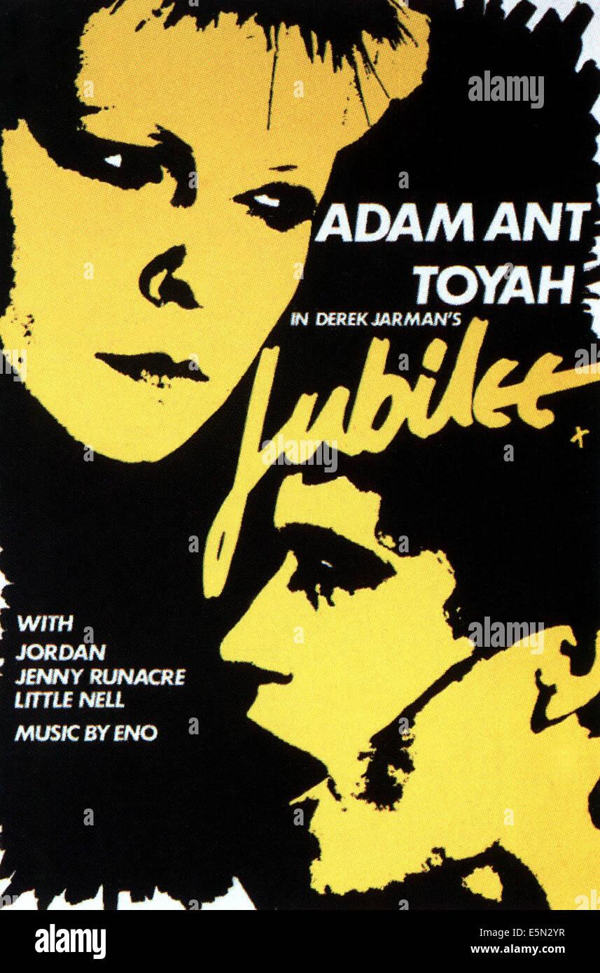 JUBILEE, 1978 - Stock Image