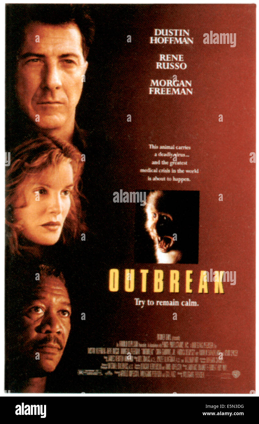 Outbreak 1995 Morgan Freeman High Resolution Stock Photography And Images Alamy
