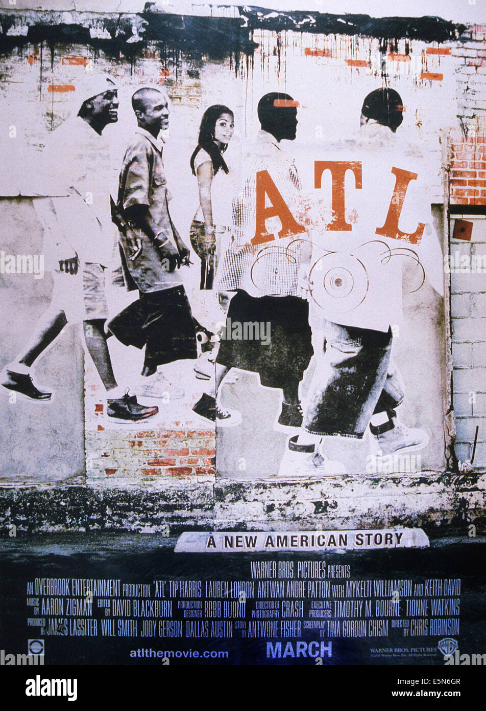 ATL, 2006, © Warner Brothers/courtesy Everett Collection - Stock Image