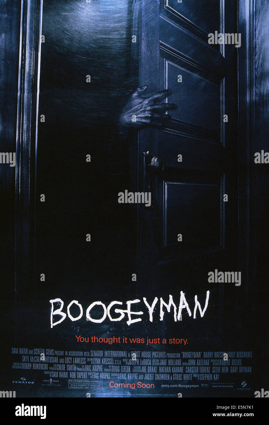 BOOGEYMAN, 2005, © Screen Gems/courtesy Everett Collection - Stock Image