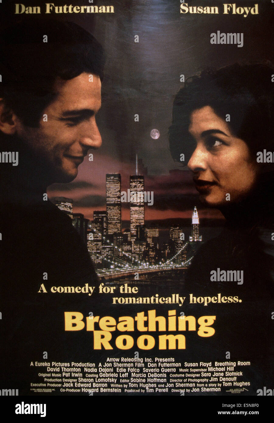BREATHING ROOM, from left: Dan Futterman, Susan Floyd, 1996, © Arrow Releasing/courtesy Everett Collection - Stock Image
