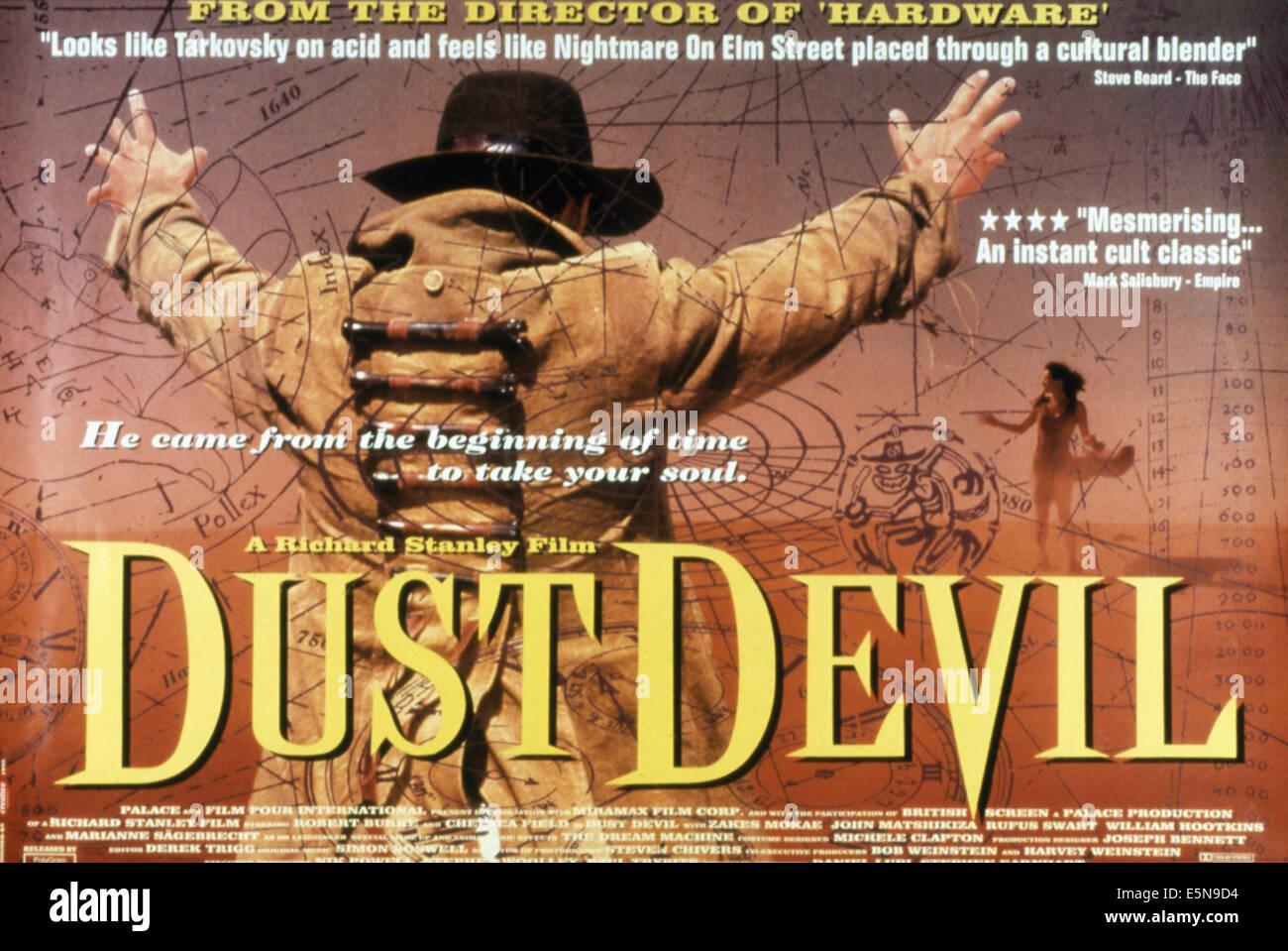 DUST DEVIL, 1992, © Miramax/courtesy Everett Collection - Stock Image