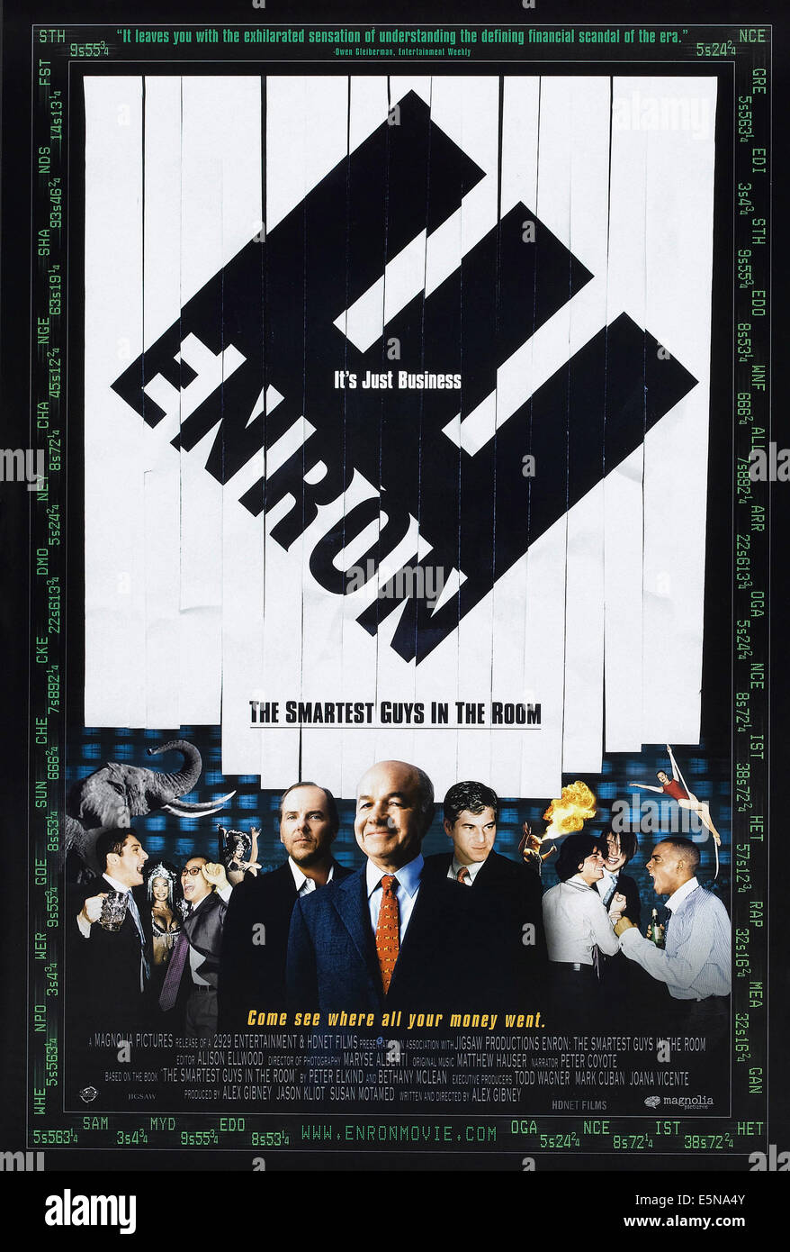 Enron. The. Smartest. Guys. In. The. Room. 2005. Limited. 1080p. Bluray. X264.